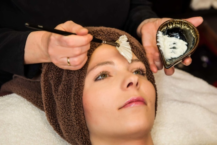 Gesichtsmaske | Werbefoto | Image