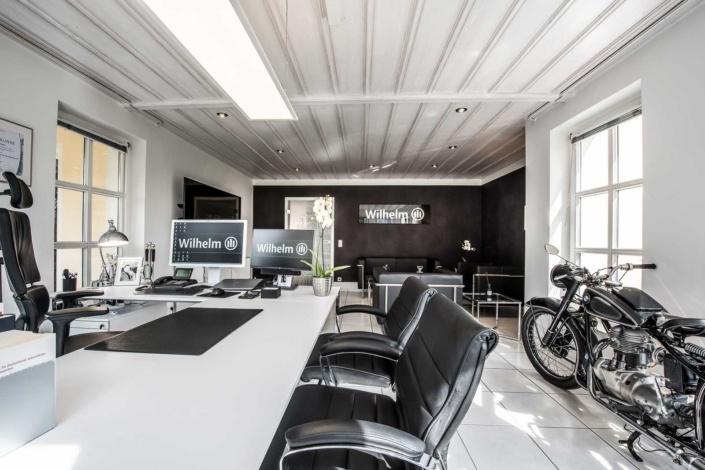 Büro | Versicherung | Unternehmer | Immobilienfotograf