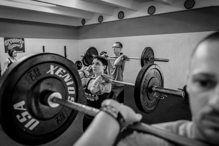 Crossfit | Sportler | Sportfoto