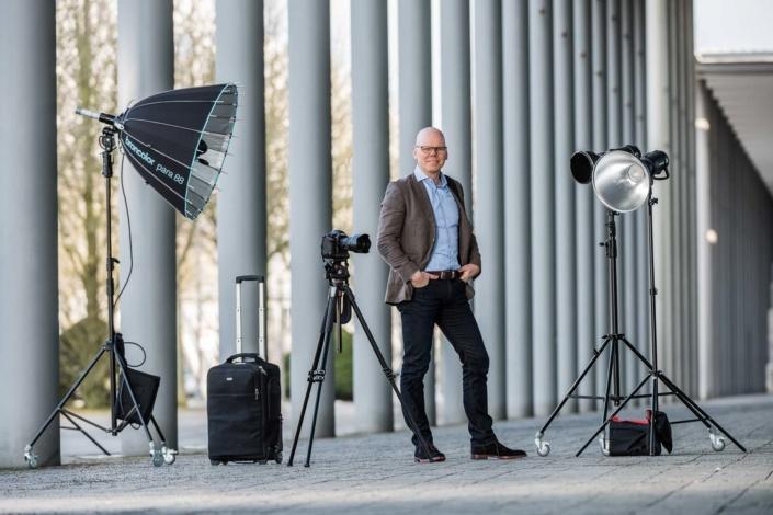 Fotograf   Business   Ausrüstung