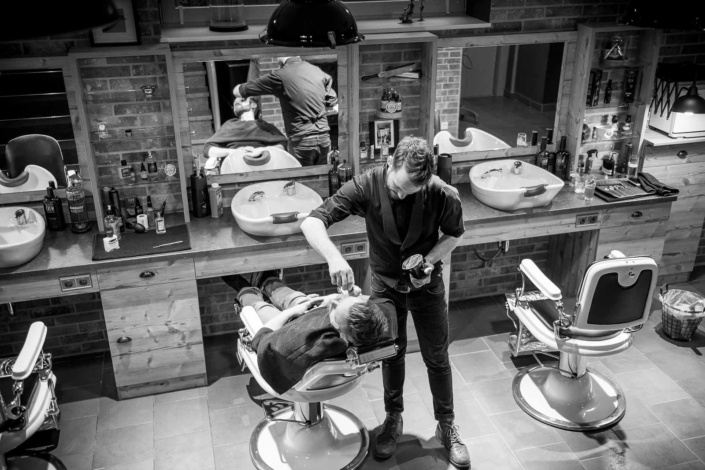 Friseur | Bartschnitt | Corporate | Fotograf für Unternehmen