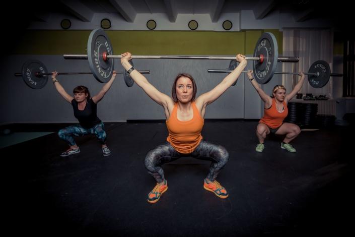 Crossfit | Gewichtheben | Sportfotograf