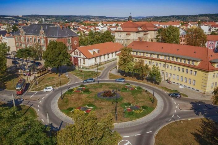 Drohnenfoto   Fotografie Naumburg